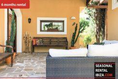 Seasonal rental Ibiza - Villa Ronga 8