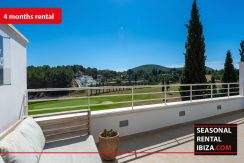 Sesaonal rental ibiza - Townhouse Golf