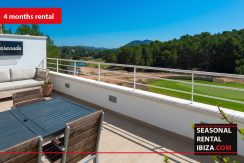 Sesaonal rental ibiza - Townhouse Golf 1