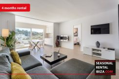 Sesaonal rental ibiza - Townhouse Golf 10