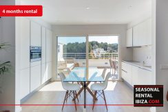 Sesaonal rental ibiza - Townhouse Golf 12