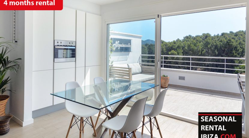 Sesaonal rental ibiza - Townhouse Golf 13