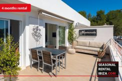Sesaonal rental ibiza - Townhouse Golf 15