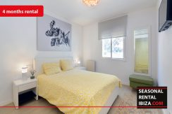 Sesaonal rental ibiza - Townhouse Golf 19