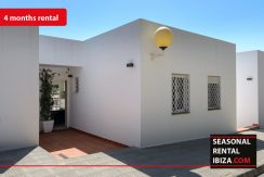 Sesaonal rental ibiza - Townhouse Golf 24