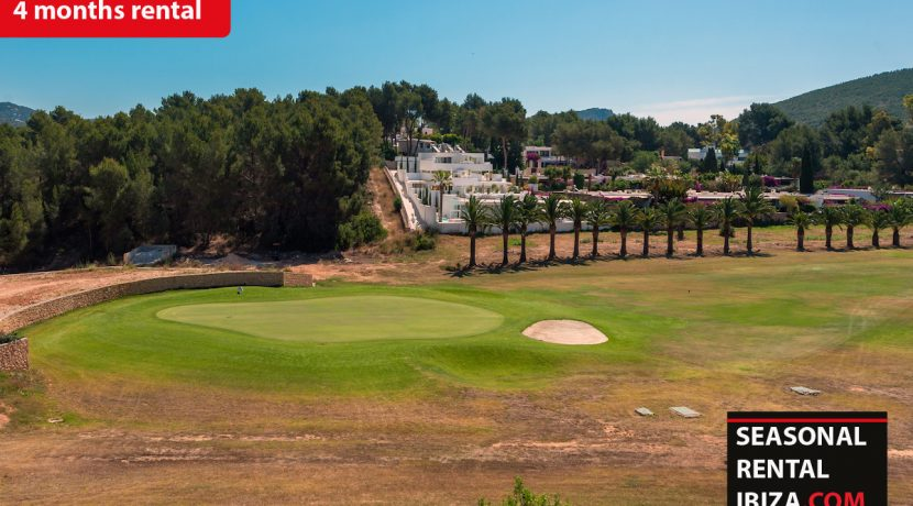 Sesaonal rental ibiza - Townhouse Golf 3