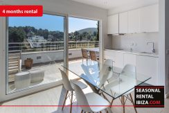 Sesaonal rental ibiza - Townhouse Golf 5