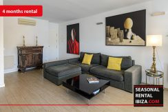 Sesaonal rental ibiza - Townhouse Golf 7