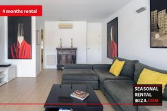 Sesaonal rental ibiza - Townhouse Golf 8