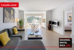 Sesaonal rental ibiza - Townhouse Golf 9